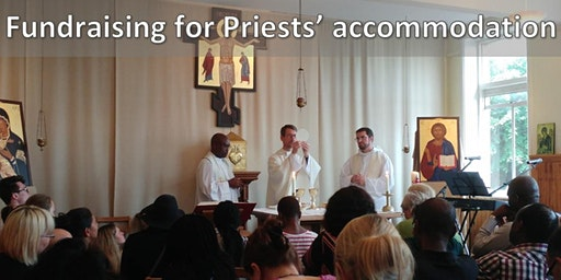Fundraising for Priests' Accommodation