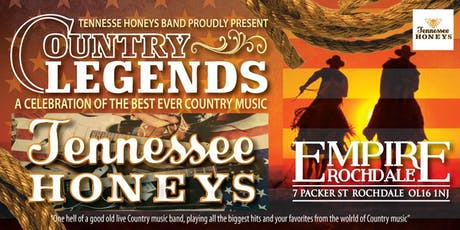 Tennesse Honeys - Country Legends show tickets