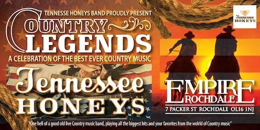 Tennesse Honeys - Country Legends show