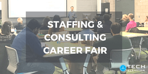 Tech Elevator Staffing & Consulting Career Fair - Detroit