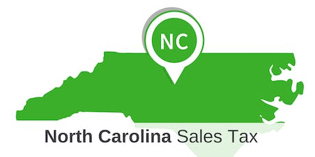 North Carolina Sales & Use Tax 101 tickets