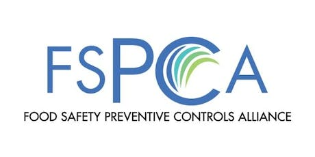 PCQI TRAINING - Preventive Controls for Human Food tickets