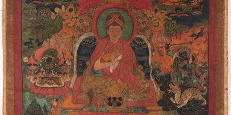 Visions of Enlightened Masters: A Speaker Series on Paintings of Historic Tibetan Leaders - Prof. Robert Thurman and Guest Speakers | 10/25/2019 tickets