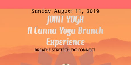 Joint Yoga-Infused Yoga Brunch Experience tickets