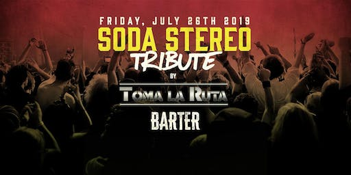 Soda Stereo Tribute by Toma La Ruta
