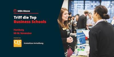 QS MBA-Messe Hamburg (Eintritt frei)