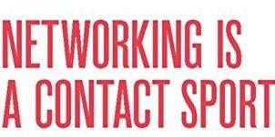 Leadership Series – Networking is a Contact Sport by Joe Sweeney