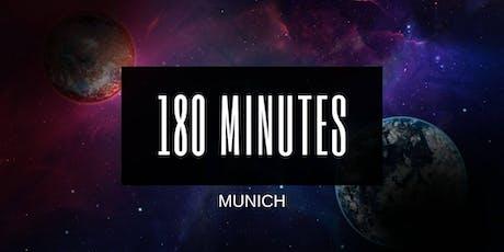 180 Minutes Munich w/ Leon Licht Tickets