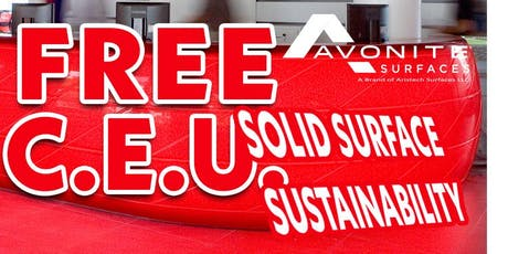 FREE Sustainability CEU For Designers tickets