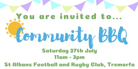 Community Summer BBQ! hosted by CCHA tickets