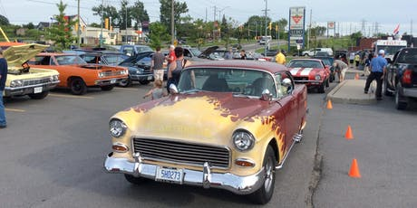 Cruise In/ Car Show / Classic Cars  tickets