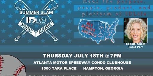 Summer Slam Hampton, Georgia