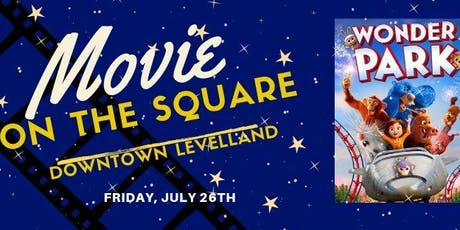 Movie on the Square: Wonderpark tickets