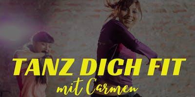 Tanz Dich Fit mit Carmen (KARLSRUHE)