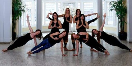 Vinyasa Yoga Class with Amy DeLuca at Mind Body Soul Expo tickets