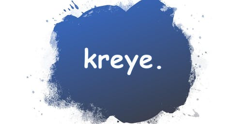 kreye. Paint Night Experiences at 1 pm and 3 pm