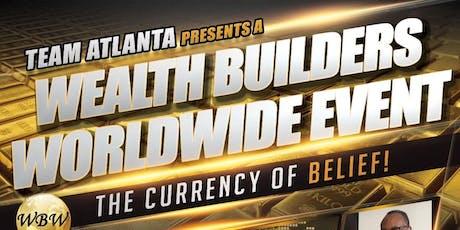 WBW Super Saturday tickets
