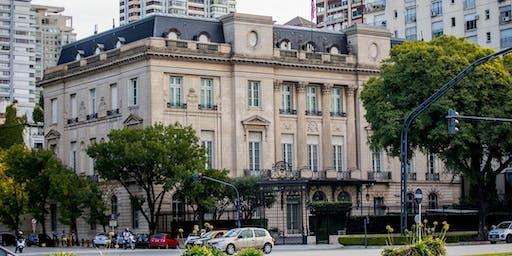 Visita Guiada Palacio Bosch, residencia del embajador de los Estados Unidos
