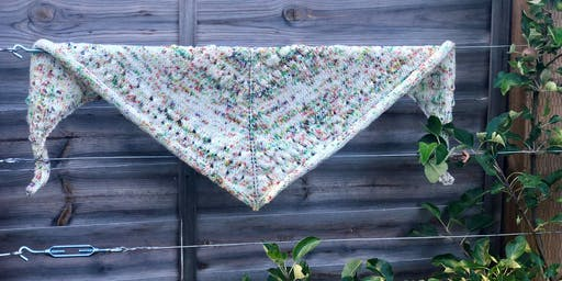 Introduction To Shawl Knitting 2 x 2 hours sessions