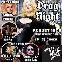 Drag Night at The Nick