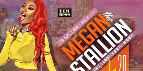 Megan the stallion at diamond district tickets