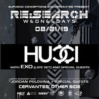 RE:Search feat. Hucci w/ Great Dane, EXO (Late Set), Jordan Polovina and Special Guests