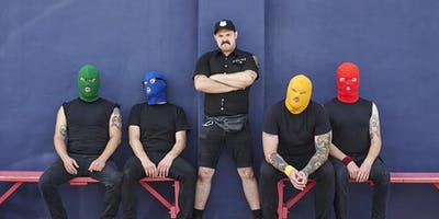 MASKED INTRUDER w/ DIRECT HIT & RAMONA at The Milestone on Thursday 9/26/19