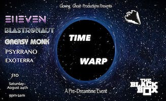 Glowing Ghost Productions presents :: TIME WARP ::