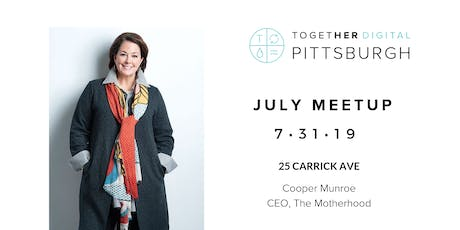 TogetherDigital Pittsburgh July OPEN Meetup: The Balance tickets