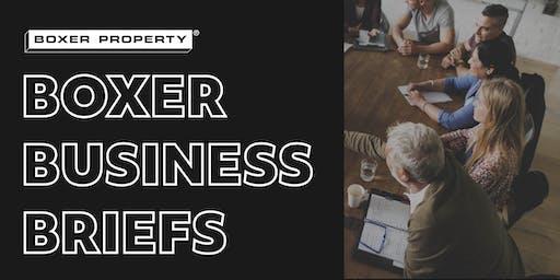 Boxer Business Briefs: Speed Networking
