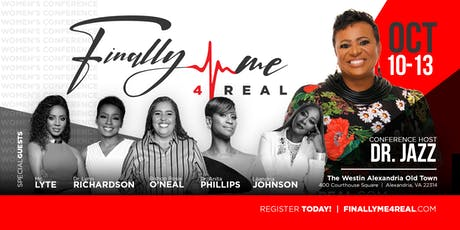 Finally Me Women's Conference 2K19 tickets