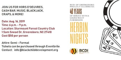 Herbin Nights tickets