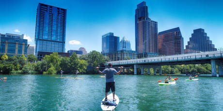 Choose Your Paddle on Lady Bird Lake! tickets