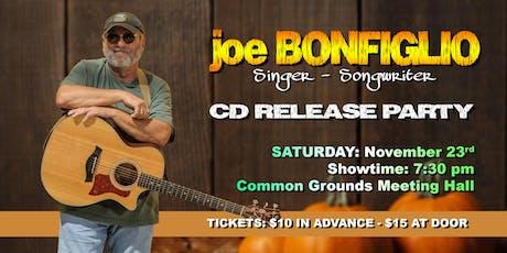 Joe Bonfiglio In Concert tickets
