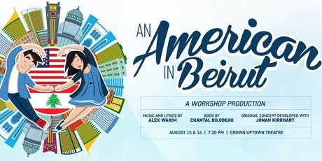 An American in Beirut tickets