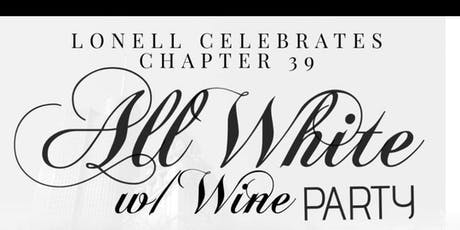 """ALL WHITE w/ WINE PARTY tickets"