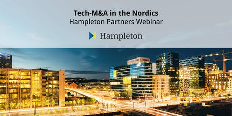 Tech-M&A in the Nordics tickets