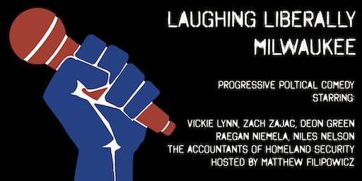 Laughing Liberally Milwaukee