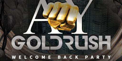 GOLD RUSH: Wayne State Welcome Back Party Powered By Wayne State Alphas