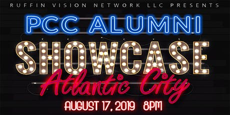 PCC Alumni Showcase: Atlantic City tickets