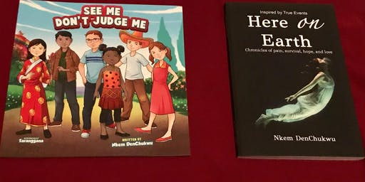 Children and Teens' Book Signing and Conversations