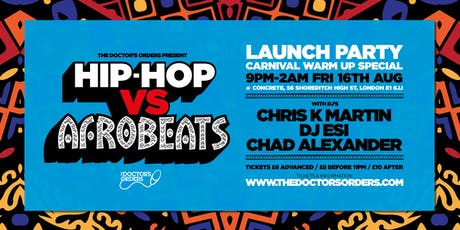 Hip-Hop vs Afrobeats 