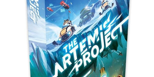 The Artemis Project- Release Night
