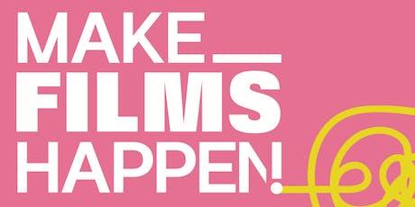 Make Films Happen Social tickets