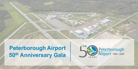 Peterborough Airport 50th Anniversary Gala tickets