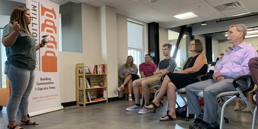 Cedar Valley 1 Million Cups: Wednesday, August 7th