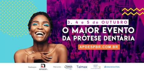 16° Congresso Internacional de Prótese Dentária - APDESPbr tickets