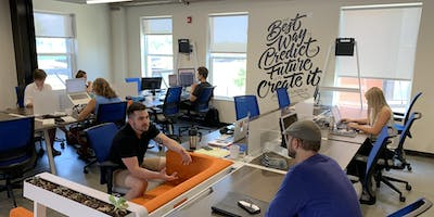 First Friday Free Coworking
