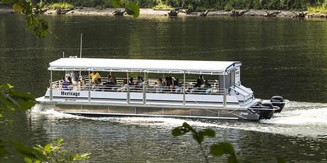 Heritage Boat Cruise with the Nolumbeka Project tickets