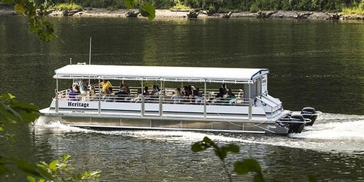 POSTPONED: Heritage Boat Cruise with the Nolumbeka Project